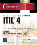 ITIL 4  Préparation à la certification ITIL 4  Foundation
