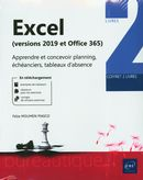 Excel (versions 2019 et Office 365)