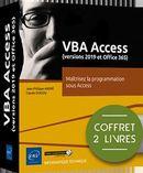 VBA Access (versions 2019 et Office 365) : Maîtrisez la programmation sous Access