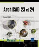 ArchiCAD 23 et 24