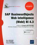 SAP BusinessObjets Web Intelligence (Webl) BI 4.3