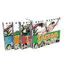 Tarzan : L'intégrale des strips de presse 1967-1979 - Coffret