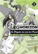 Log Horizon 01 : La Brigade du vent de l'Ouest