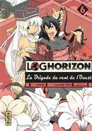 Log Horizon 06 : La brigade du vent de l'Ouest