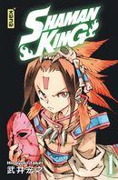 Shaman King star édition 01