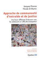 Approche de communauté d'entraide et de justice