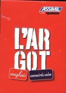 L'argot anglais et américain