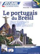 Le portugais du Brésil  L/CD (4