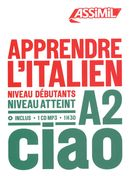 Apprendre l'italien L/CD MP3