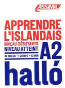 Apprendre l'islandais L/CD MP3