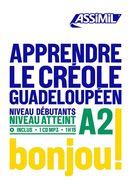 Apprendre le créole guadeloupéen L/CD MP3