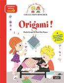 Les exploits de Maxime et Clara : Origami ! - Niv. 2