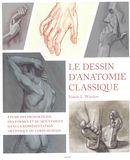 Le dessin d'anatomie classique