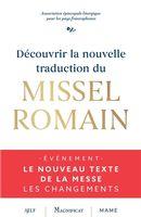 Découvrir la nouvelle traduction du missel romain