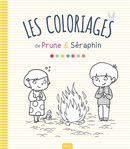 Les coloriages de Prune & Séraphin