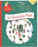 Mes activités de l'Avent et de Noël 7-9 ans