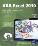Vidéo VBA Excel 2010