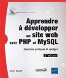 Apprendre à développer un site web avec PHP et MySQL 3e édituin