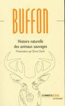 Histoire naturelle des animaux sauvages