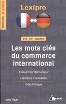 Les mots clés du commerce international - Français/Allemand