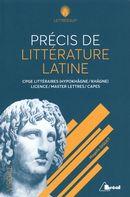 Précis de littérature latine