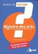 Histoire de l'art 01 : Des origines au XV111e siècle