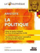 La politique d'Aristote : Avec le texte du livre III - 2e édition