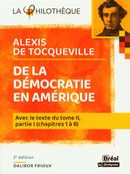 De la démocratie en Amérique - 2e édition
