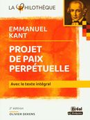 Projet de paix perpétuelle - 2e édition
