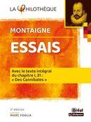 Essais Montaigne - 2e édition
