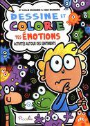 Dessine et colorie tes émotions : Activités autour des sentiments