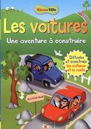 Klaxon ville : Les voitures : Une aventure à construire