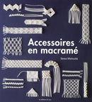 Accessoires en macramé