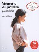 Vêtements du quotidien pour fillettes de 4 à 12 ans
