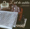 L'art du sashiko : Serviettes et accessoires à motifs traditionnels japonais