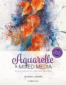 Aquarelle & Mixed média - pour débutants