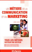 Les métiers de la communication et du marketing 2016/2017