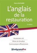 L'anglais de la restauration 2e édition