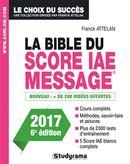 La Bible du score IAE message 6e édition 2017