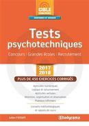 Tests psychotechniques 2017-2018 N.E.