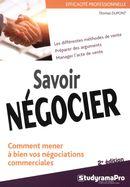 Savoir négocier 2e édition