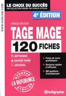 Tage Mage : 120 fiches 4e édition