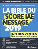 Bible du score IAE message 2019 8e édition