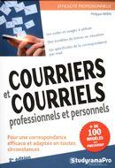 Courriers et courriels professionnels et personnels 2e édiion