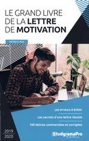 Le grand livre de la lettre de motivation