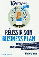 10 étapes pour réussir son business plan