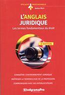 L'anglais juridique : Les termes fondamentaux du droit 4e édition