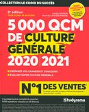 5000 QCM de culture générale 2020-2021