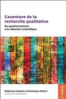 L'aventure de la recherche qualitative