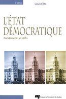 L'Etat démocratique  2e édition